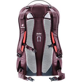 Deuter W's XV 2 SL Backpack cranberry-aubergine